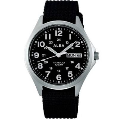 【正規品】ALBA アルバ 腕時計 SEIKO セイコー AQPJ404 メンズ クオーツ