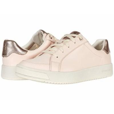 コールハーン レディース スニーカー シューズ Grandpro Finalist Sneaker Clay Pink Eco R