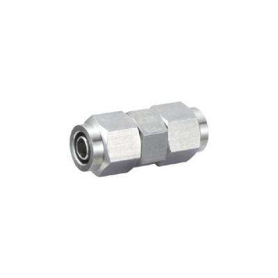 トラスコ SUSユニオン 適用チューブ径12×10 1個 TS12-00U