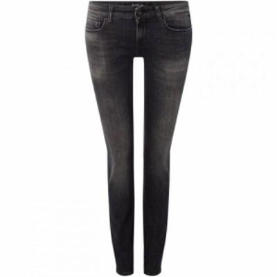 リプレイ Replay レディース ジーンズ・デニム ボトムス・パンツ Rose Skinny Fit Jeans Grey