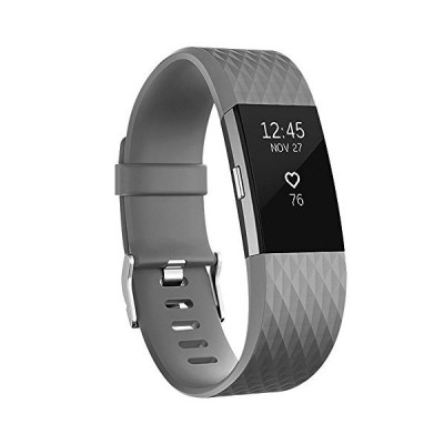 Vancle バンド for Fitbit Charge 2 経典の版 柔軟でスポーツ仕様 多色選択 交換ベルト for Fitbit Charge
