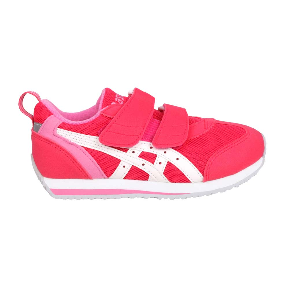 ASICS IDAHO MINI 3 男女小童運動鞋-慢跑 路跑 亞瑟士 玫紅白