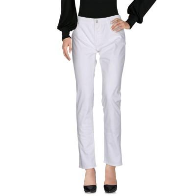 インコテックス INCOTEX パンツ ホワイト 33 コットン 98% / ポリウレタン 2% パンツ