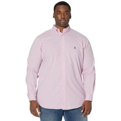 ラルフローレン メンズ シャツ トップス Big & Tall Classic Fit Twill Performance Shirt