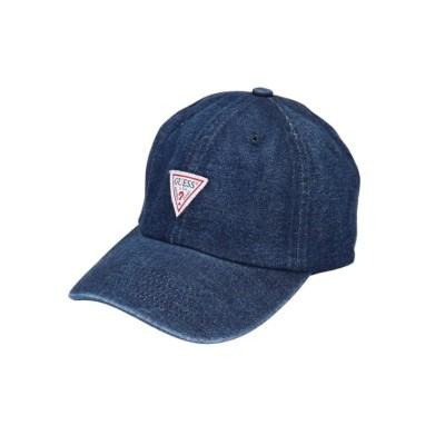 【オーバーライド】 GUESS DENIM LOW CAP ユニセックス ネイビー 57cm~59cm OVERRIDE