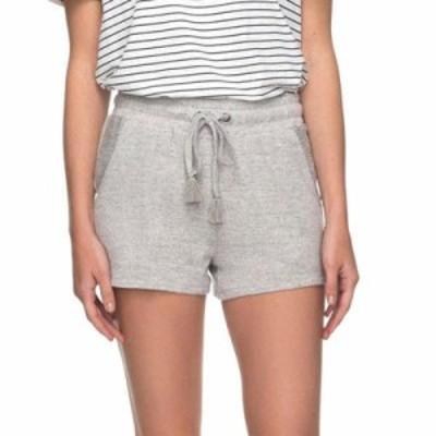 ロキシー ショートパンツ Cozy Chill Shorts Heritage Heather
