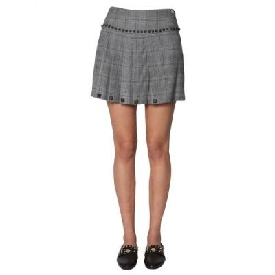 ヴェルサーチ レディース スカート ボトムス Versace Collection Pleated Skirt -