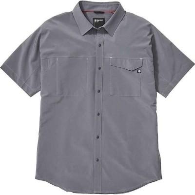 マーモット メンズ シャツ トップス Marmot Men's Northgate Peak SS Shirt
