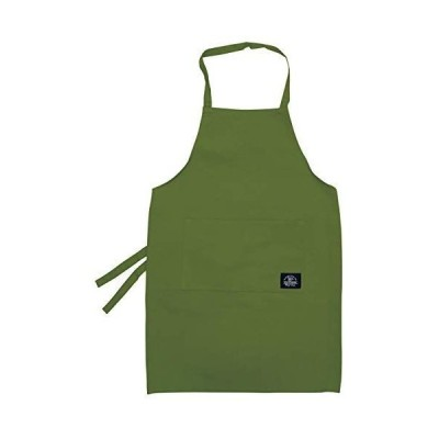 ZIP CORPORATION natural kitchen エプロン おしゃれ タグ 付き ポケット あり メンズ レディース 兼用サイ