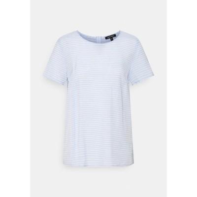 モア アンド モア シャツ レディース トップス BLOUSE - Blouse - white multicolor