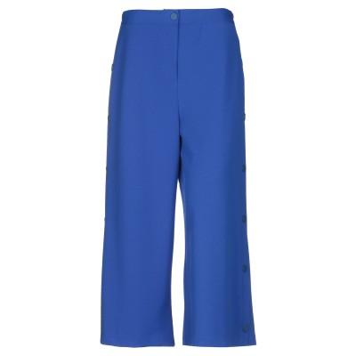 VICOLO パンツ ブライトブルー M ポリエステル 95% / ポリウレタン 5% パンツ