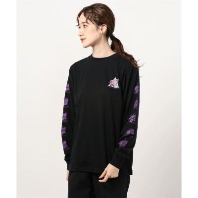tシャツ Tシャツ 【ムラサキスポーツ別注】SANTACRUZ/サンタクルーズ  ビッグシルエットロンT  502211422