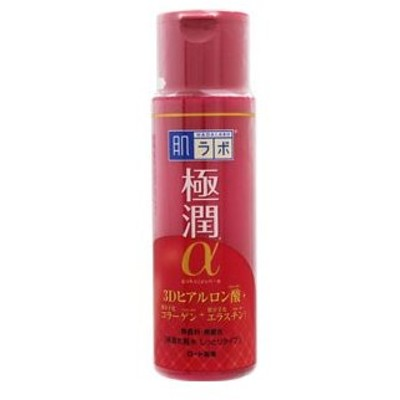 肌ラボ 極潤α ハリ化粧水しっとりタイプ 170mL*配送分類:1