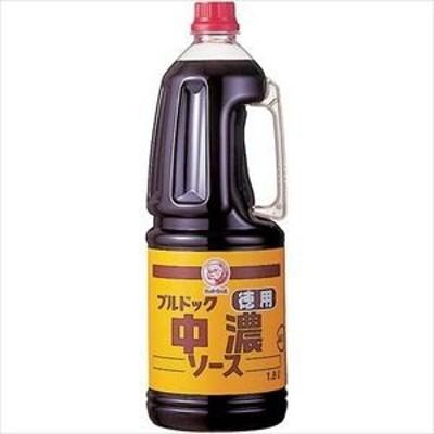 ポイント消化 ブルドック 徳用中濃ソース(業務用) 1800ml×1本
