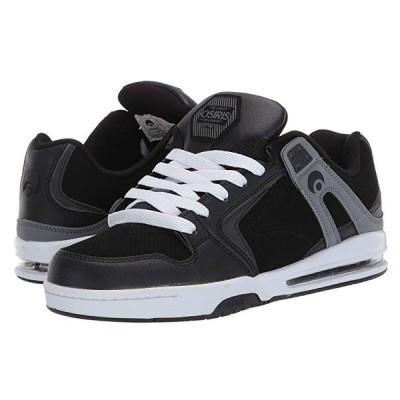 オサイラス PXL メンズ スニーカー 靴 シューズ Black/White