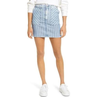 エージー AG レディース ミニスカート スカート Lana Denim Miniskirt Occurence