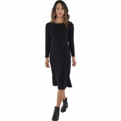 カーヴデザイン Carve Designs レディース ワンピース ワンピース・ドレス Geneva Dress Black