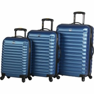 LUCAS  旅行用品 キャリーバッグ LUCAS Treadlite 3pc Hardside Spinner Luggage Set 3 Colors