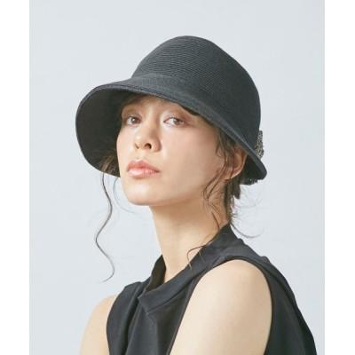 OVERRIDE / 【override】P.B BackRibbon Cloche / 【オーバーライド】バックリボン クロッシェ WOMEN 帽子 > ハット