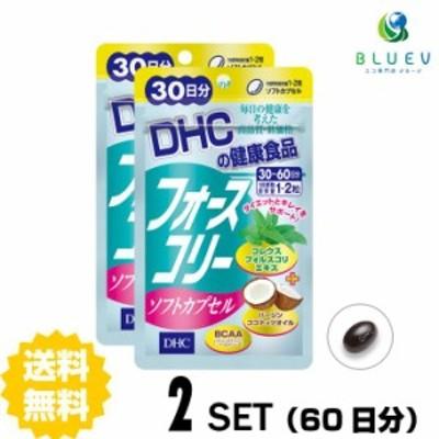 DHC フォースコリー ソフトカプセル 30日分(60粒) ×2セット