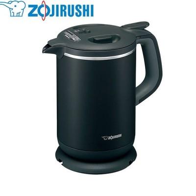 象印マホービン:電気ケトル 1.0L ブラック ハンドドリップ コーヒー 安全 保温 蒸気レス お湯がすぐ沸く CK-AX10-BA hmlp4