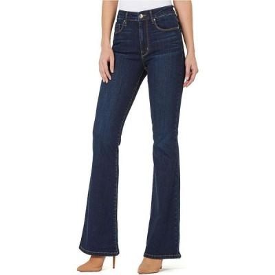 【残り1点!】【サイズ:25】ヌメロ Numero レディース ボトムス・パンツ ジーンズ・デニム High-Rise Flare-Leg Jeans Indigo