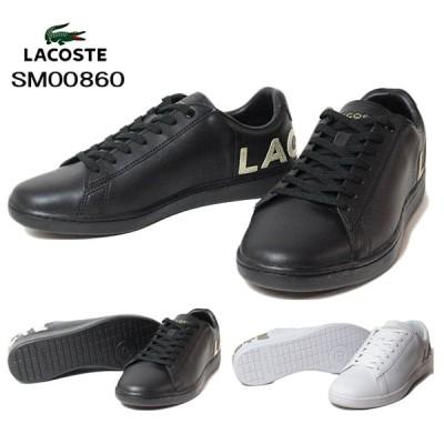 ラコステ LACOSTE SM00860 CARNABY EVO 0120 5 レザースニーカー メンズ 靴
