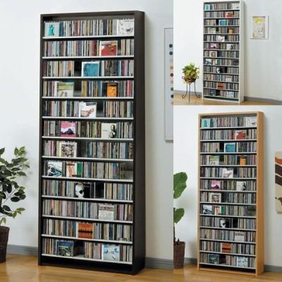 CDラック DVDラック 大容量 大量 924枚収納 日本製 即日出荷