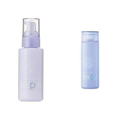 【セット買い】フリープラス モイストリペアエマルジョン2(しっとりタイプ)(薬用保湿乳液) & モイストリペアローション2(しっとりタイプ)