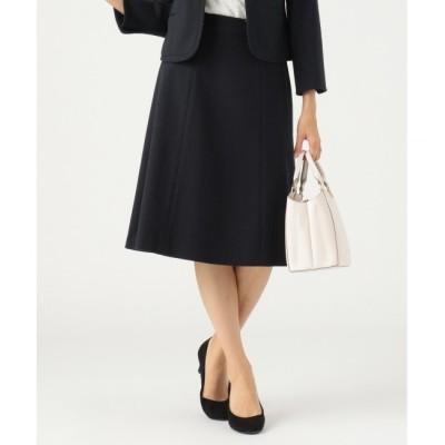 【エニィスィス/any SiS】 【セットアップ対応】ミニライトボーダー スカート