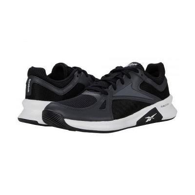 Reebok リーボック メンズ 男性用 シューズ 靴 スニーカー 運動靴 Advanced Trainer - Black/True Grey