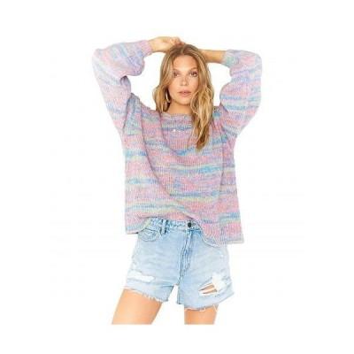Show Me Your Mumu ショーミーユアムームー レディース 女性用 ファッション セーター Pismo Sweater - Space Dye Knit