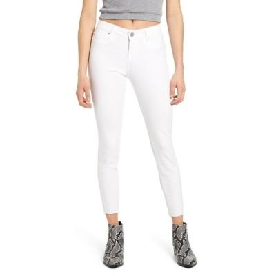 アーティクルズオブソサエティ レディース デニムパンツ ボトムス Carly Raw Crop Hem Skinny Jeans CARLIN