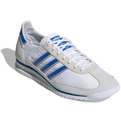 アディダス SL 72 adidas SL 72 フットウェアホワイト/ブルー/グレーワン FV9782 アディダスジャパン正規品