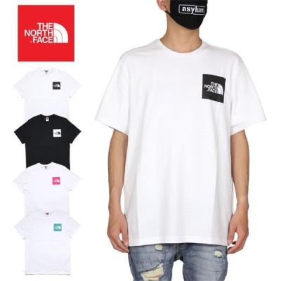 ノースフェイス Tシャツ THE NORTH FACE 半袖Tシャツ ボックスロゴ メンズ レディース アウトドア ブランド 大きいサイズ おしゃれ 2021