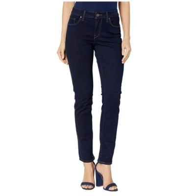 リーバイス Levi's Womens レディース ジーンズ・デニム ボトムス・パンツ Mid Rise Skinny Jean Deep Indigo Blue