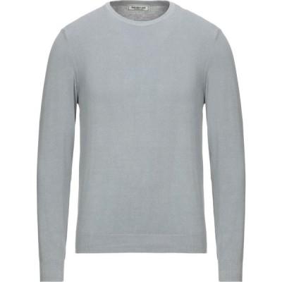 ゴールデン エイジ GOLDEN AGE メンズ ニット・セーター トップス sweater Grey