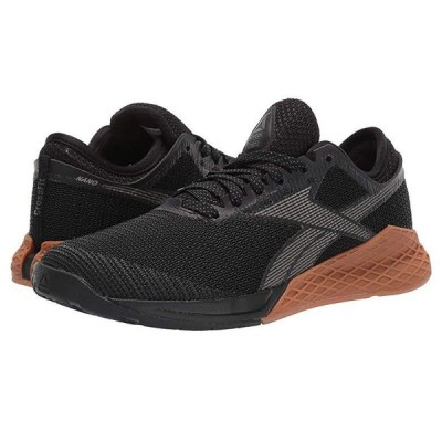 リーボック Nano 9 レディース スニーカー Black/True Grey 7/Reebok Rubber Gum 03