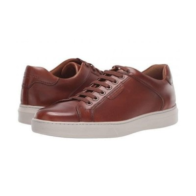Kenneth Cole New York ケネスコールニューヨーク メンズ 男性用 シューズ 靴 スニーカー 運動靴 Liam Sneaker - Cognac