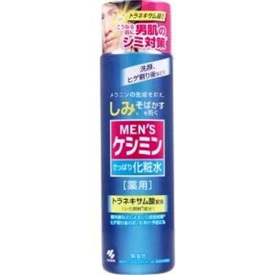 メンズケシミン さっぱり化粧水 160mL