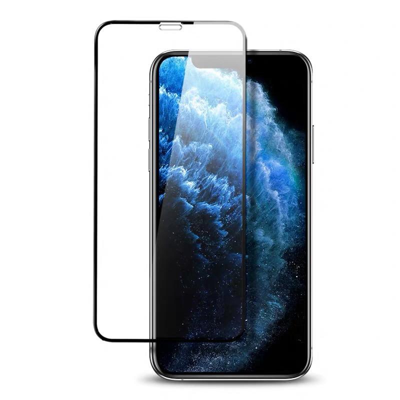 水晶盾頂級曲面5D滿版玻璃保護貼 iPhone【蝦皮團購】