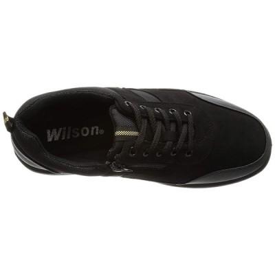 ウィルソン スニーカー 1704 メンズ ブラック 26.5