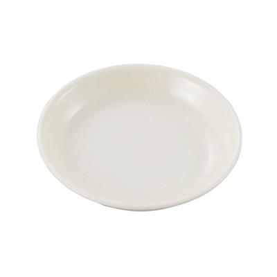 エンテック 和皿 3.5寸 クリーム No.40K