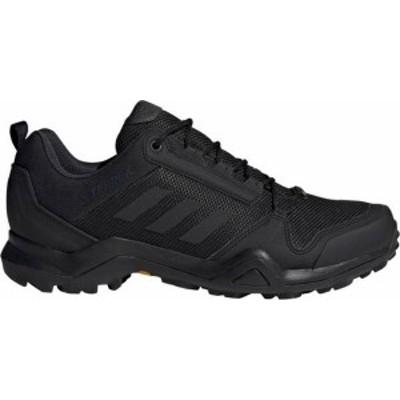 アディダス メンズ ブーツ・レインブーツ シューズ adidas Men's Terrex Ax3 Gore-Tex Hiking Shoes Black/Black/Carbon