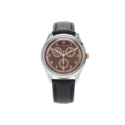 Ted Baker Daquir Multi - BKPDQS1069I メンズ 腕時計 時計 ファッションウォッチ Silver/Brown/Black