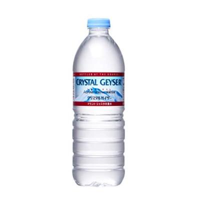 Crystal Geyser(クリスタルガイザー) 大塚食品 500ml24本 [正規輸入品] 無色