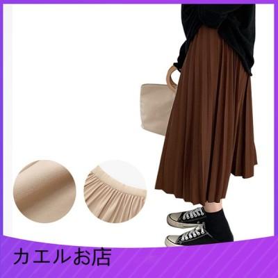婦人服 韓国風 レディース スカート 着痩せ オシャレ カジュアル 20代30代 4色 新作