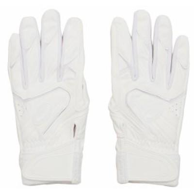 アシックス(ASICS)バッティング手袋 両手用 BEG272.0101 (Men's)