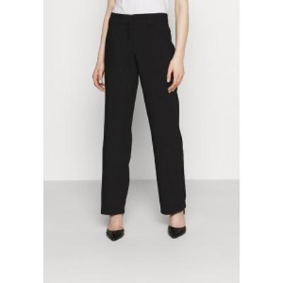 ヤス レディース カジュアルパンツ ボトムス YASNUTEO PANT - Trousers - black black