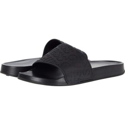 ゲス GUESS レディース サンダル・ミュール シューズ・靴 Shocker Black